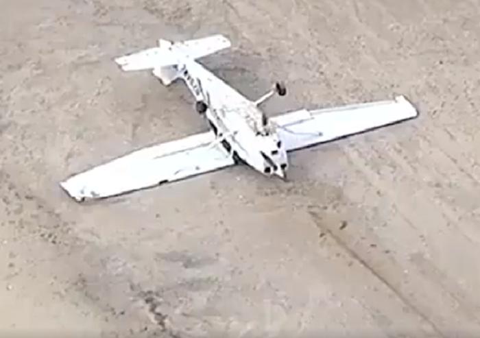 Sin sobrevivientes se encontró la avioneta colisionada en Kenia
