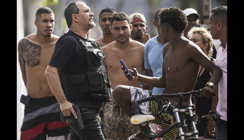 En Brasil, la población negra es la principal víctima de la violencia