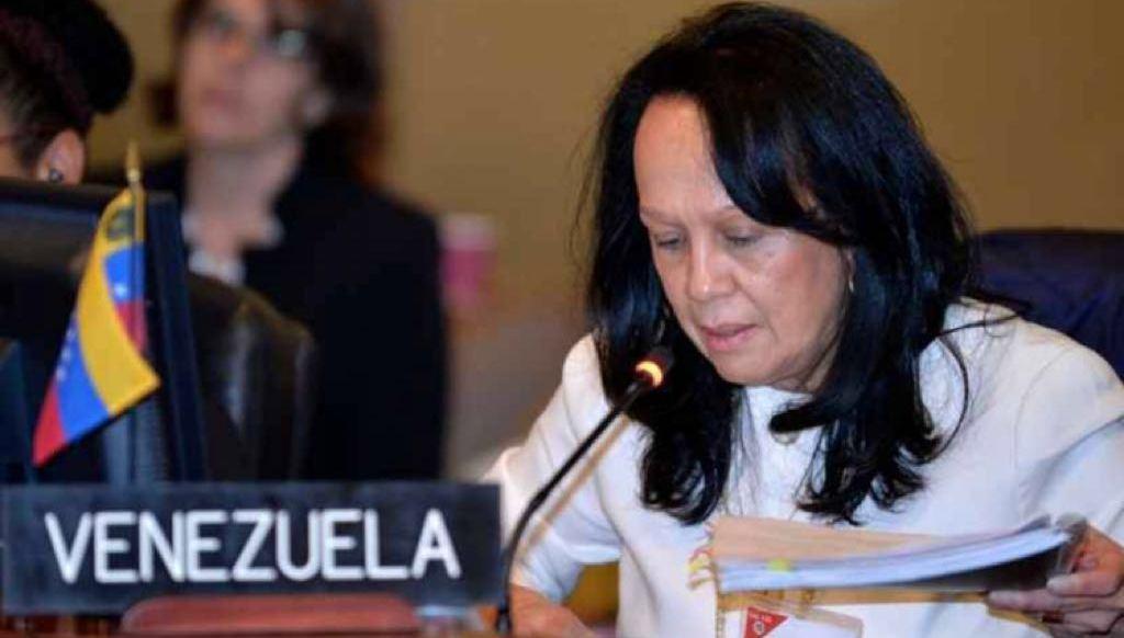 """Venezuela rechaza informe de la CIDH sobre Nicaragua por """"falta de imparcialidad"""""""