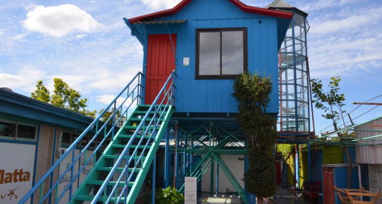 Chillán: Casa del poeta Gonzalo Rojas se abre a la comunidad como un centro cultural