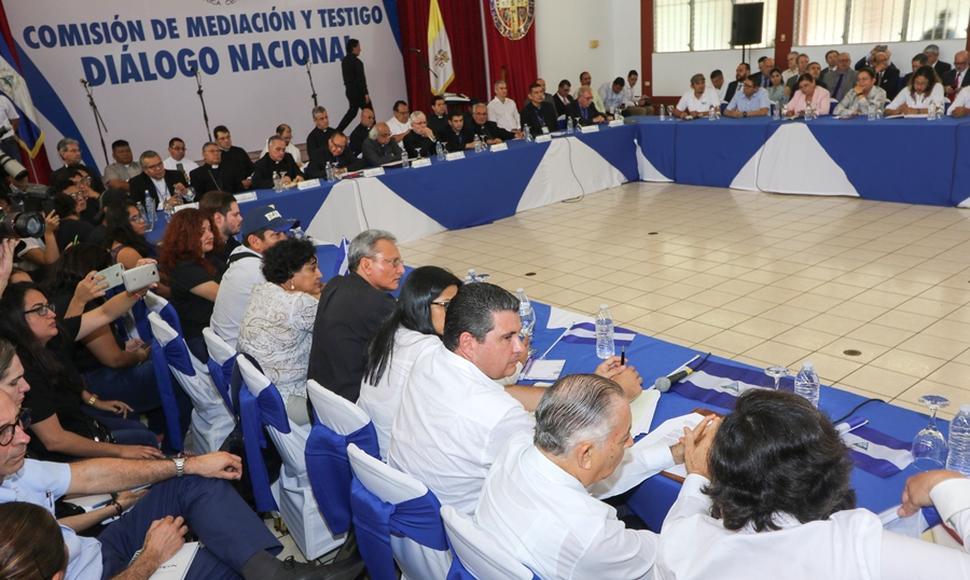 Nicaragua retomará el diálogo nacional este viernes