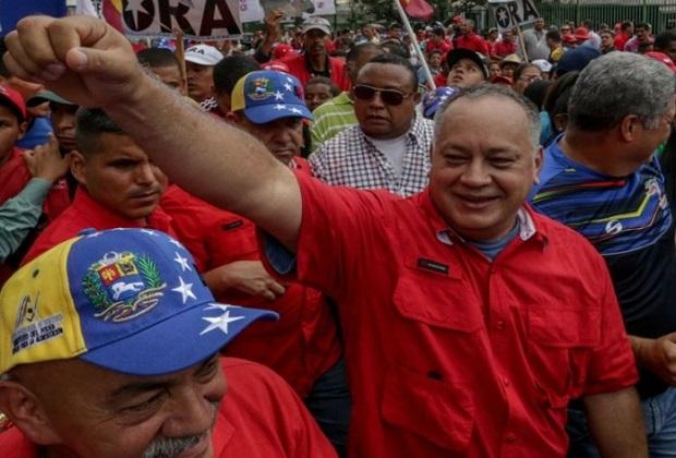 Diosdado Cabello es la apuesta para presidir la ANC en Venezuela