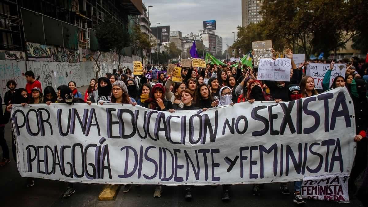 """Vocera de la ACES sobre movimiento feminista: """"Es el comienzo de un cambio cultural"""""""