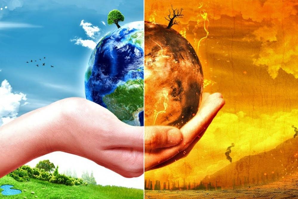 El fin del mundo puede ser causado por el cambio climático