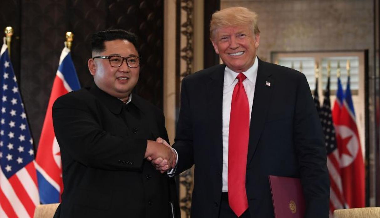Líder norcoreano Kim Jong-un  podría visitar Casa Blanca