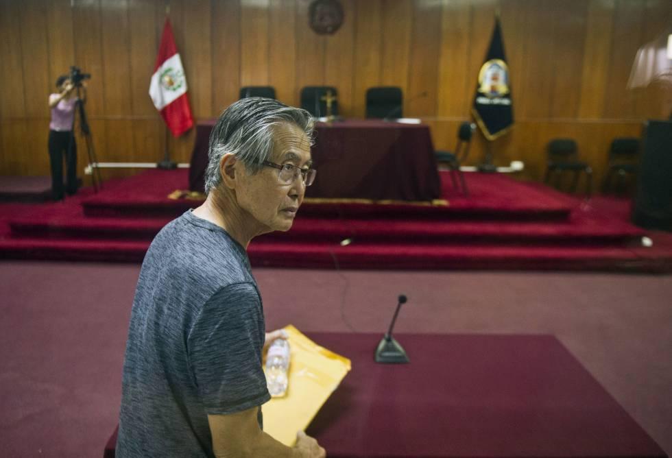 CIDH exige a Perú revisar los requisitos jurídicos del indulto a Fujimori