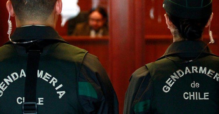 Gendarme a cargo del módulo donde torturaron a ecuatorianos quedó en prisión preventiva