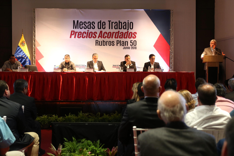 Gobierno venezolano emprende plan cuatrimestral de abastecimiento