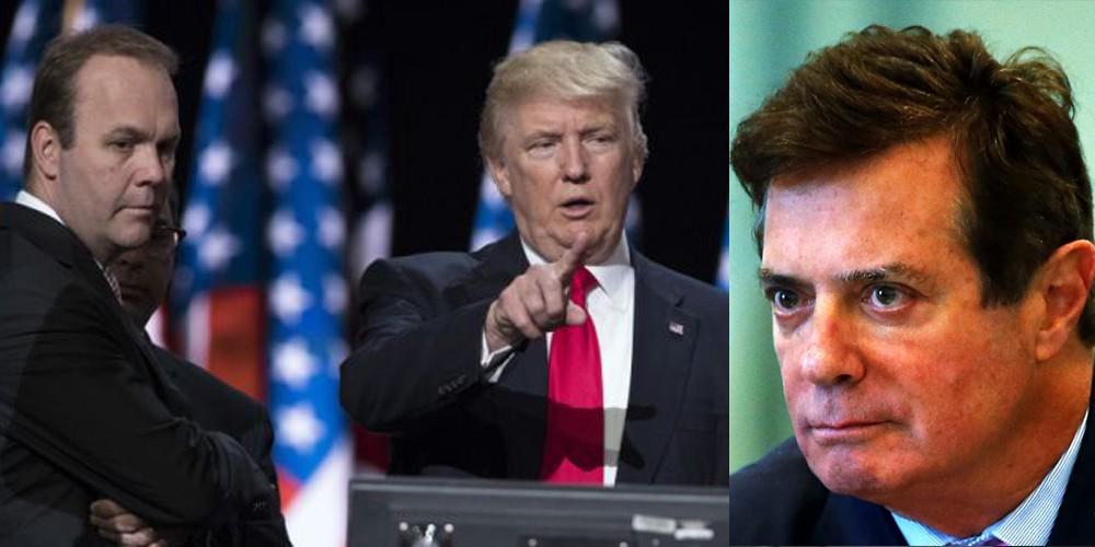 Jueza federal ordena encarcelar al exjefe de campaña de Trump