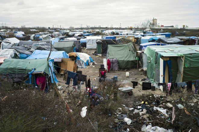 El tormento de los refugiados que pasaron por la jungla francesa de Calais