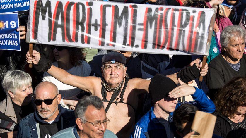 Acuerdo con el FMI debe pasar por el Congreso argentino, dice bancada opositora