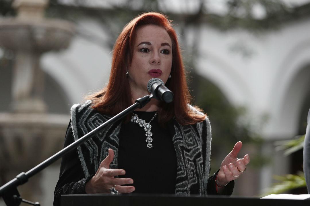 Presidenta de la Asamblea General de la ONU, María Fernanda Espinosa busca transformar el organismo