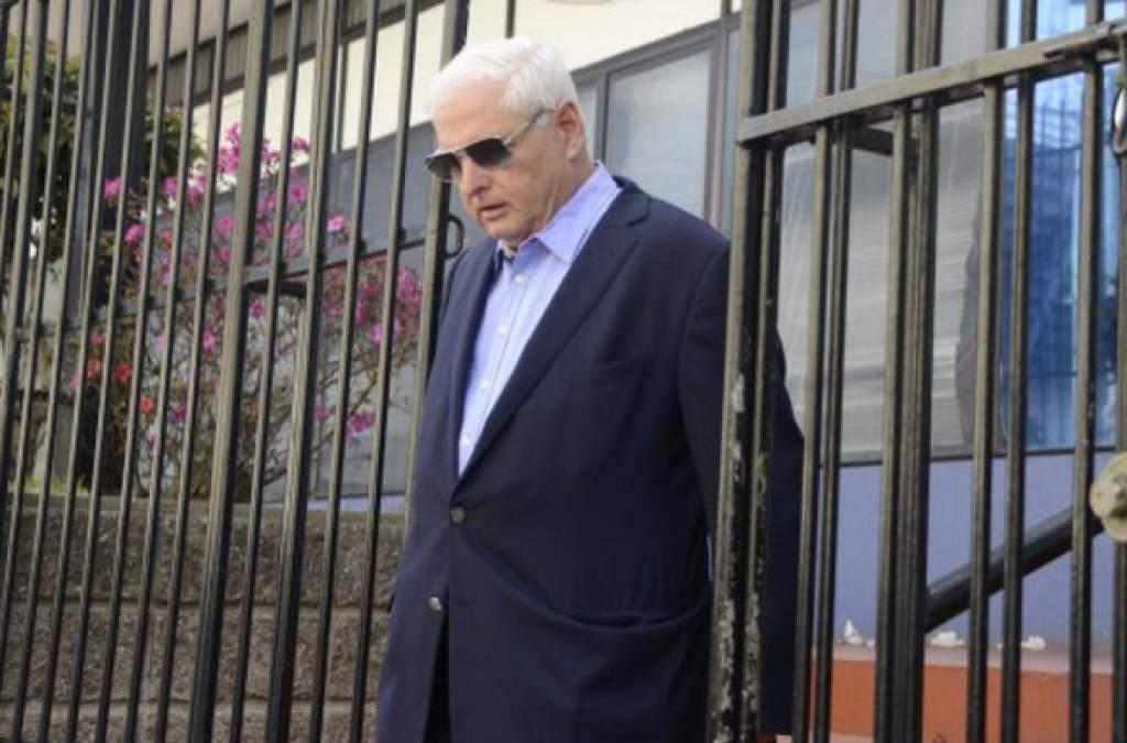 Abogados de Martinelli preparan la estrategia para formalizar su extradición