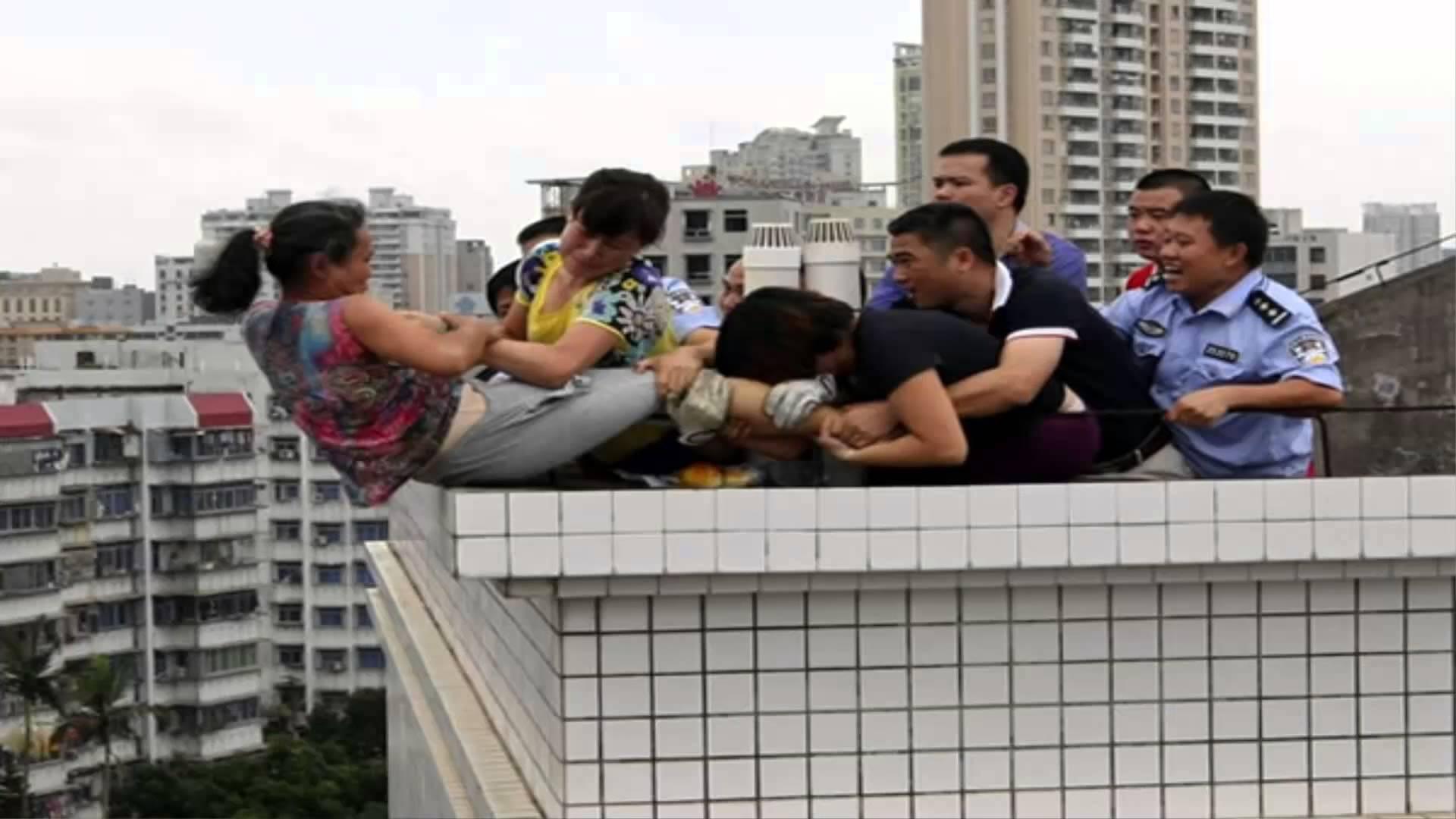 Suicidios por estrés laboral en China
