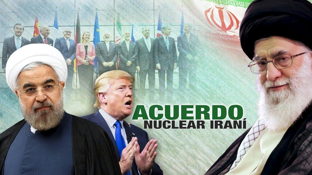 salida de EEUU de pacto con Iran