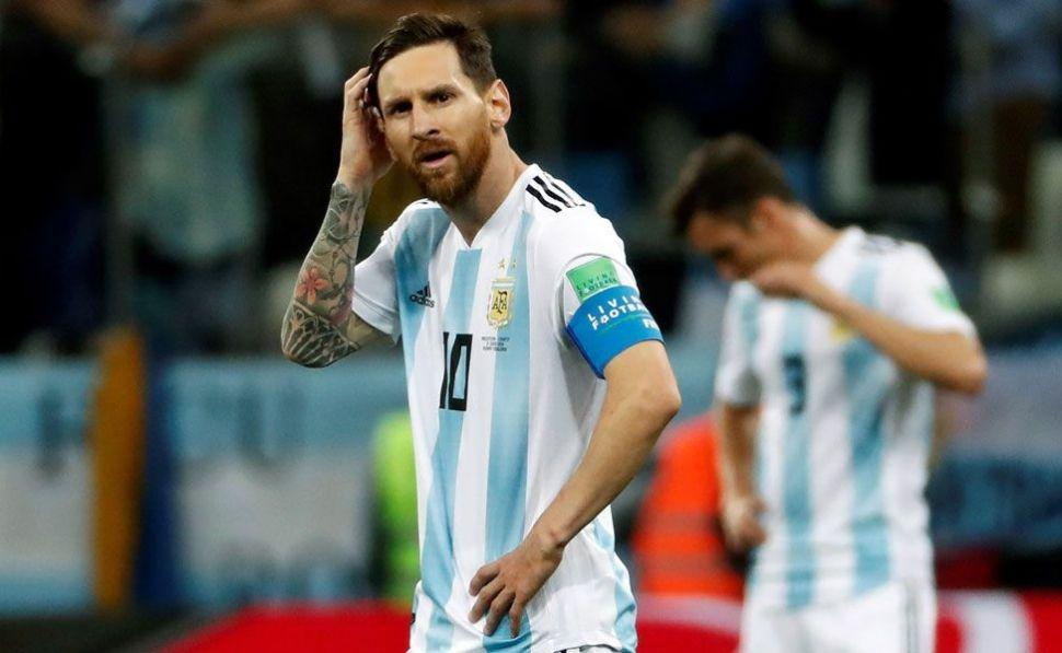 Audio filtrado: Entrenador argentino dice que Messi no es el mejor del mundo