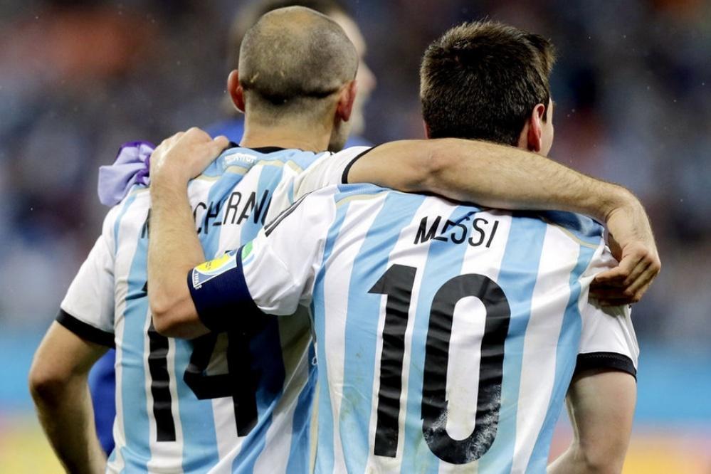 Cuáles son las posibilidades de Argentina de pasar a la próxima ronda del mundial
