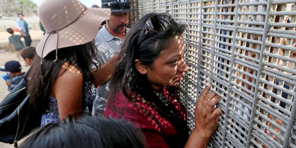 ¡Rechazo mayoritario! Por trato inhumano de EE. UU. a  hijos de migrantes