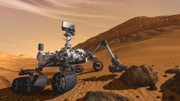 Dos estudios revelan nueva evidencia orgánica de antigua vida en Marte