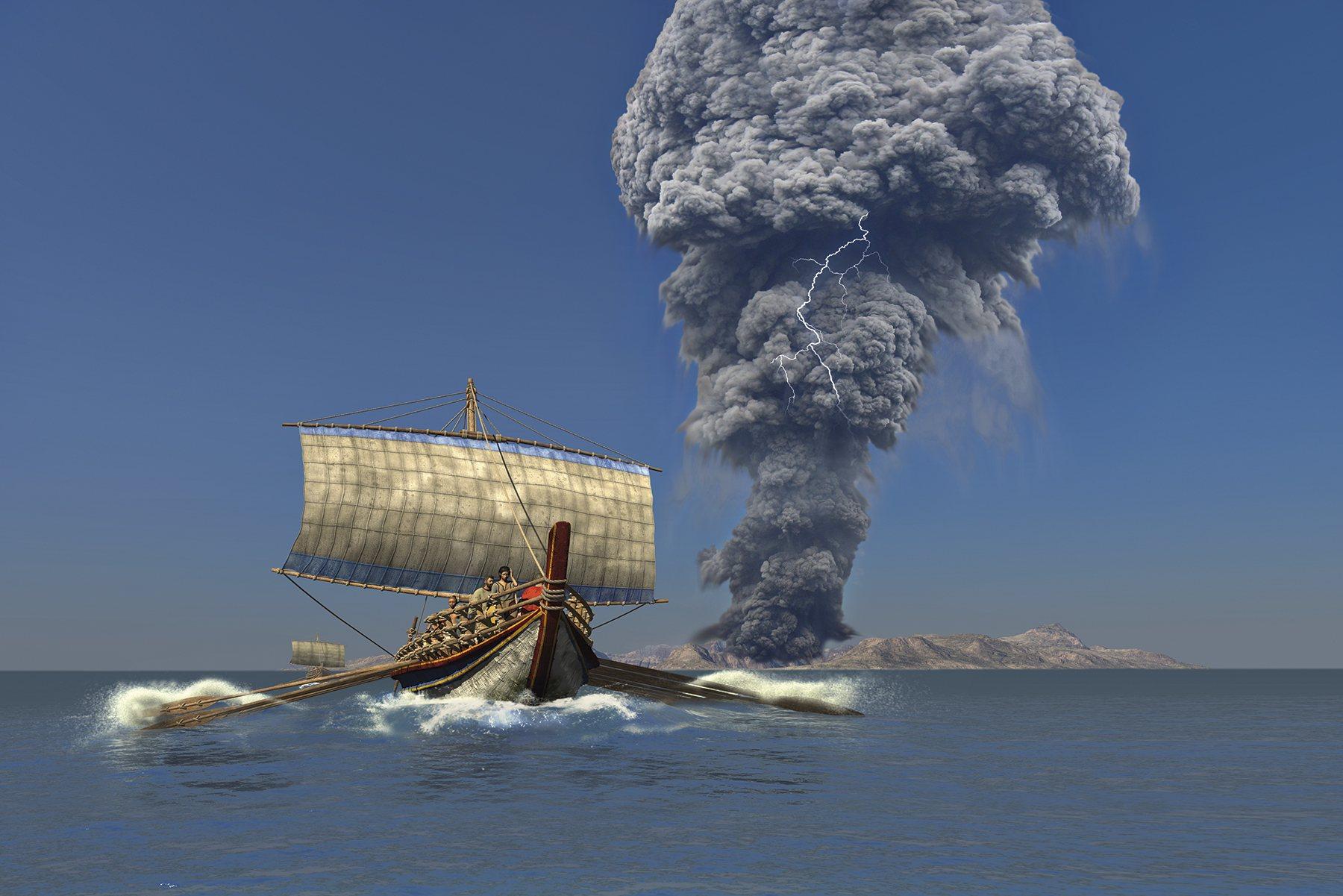 Volcanes submarinos: un misterio en el fondo de los océanos (VIDEOS)