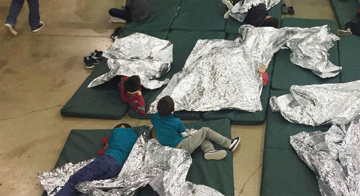 Legisladores republicanos piden a Trump poner fin a separación de familias en la frontera