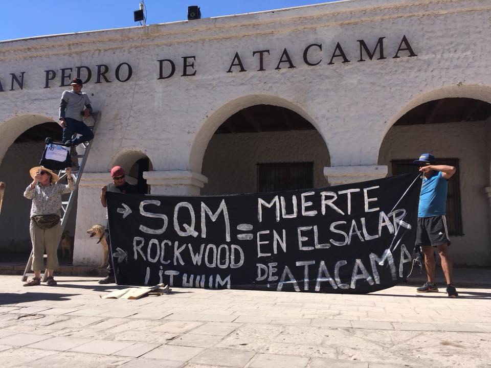 Corfo y Soquimich desestiman realización de consulta indígena por explotación de litio en el Salar de Atacama