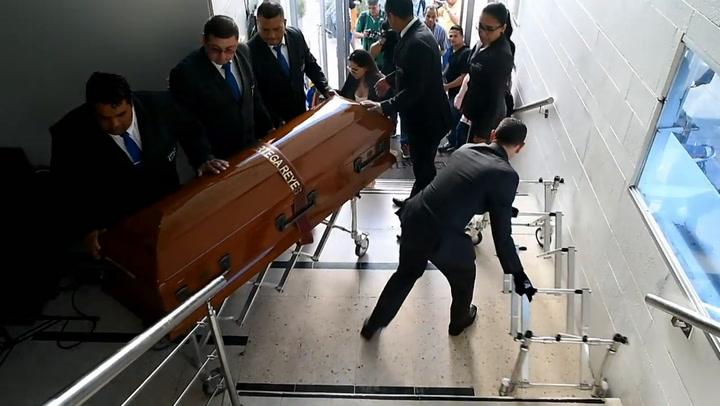 Familiares de equipo reporteril ecuatoriano piden que muertes no queden impunes