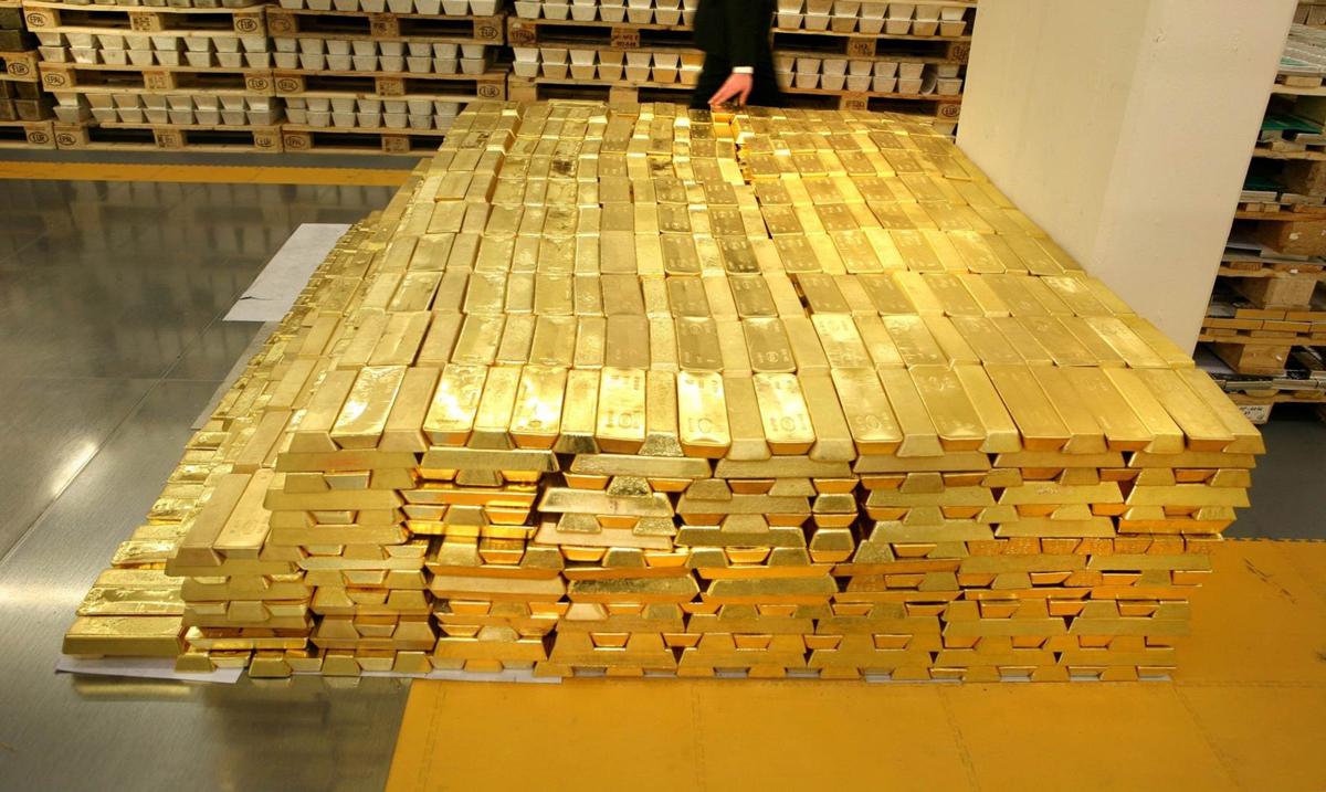 Banco Central de Venezuela compró $202 millones en oro a pequeños mineros