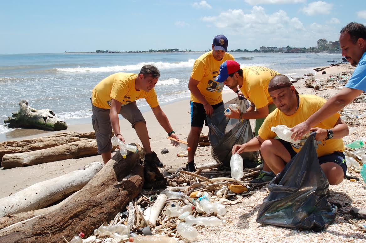 """Latinoamérica y El Caribe se adelantan al lema """"Un planeta #SinContaminación por plásticos"""""""