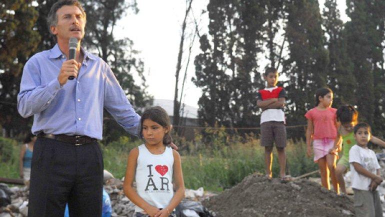 Casi la mitad de los niños argentinos vive en la pobreza