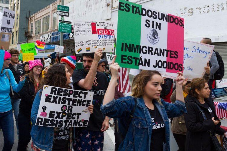 Activistas estadounidenses defienden leyes de inmigración de California