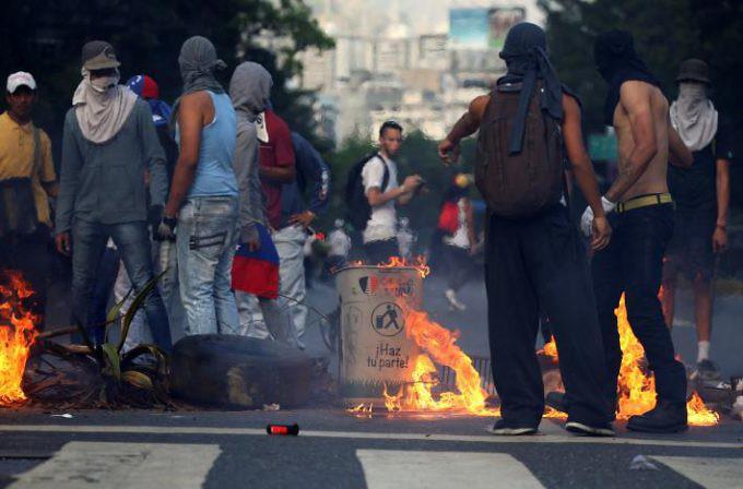 """Oposición venezolana y su llamado a retomar """"acciones de calle"""" contra el Gobierno"""