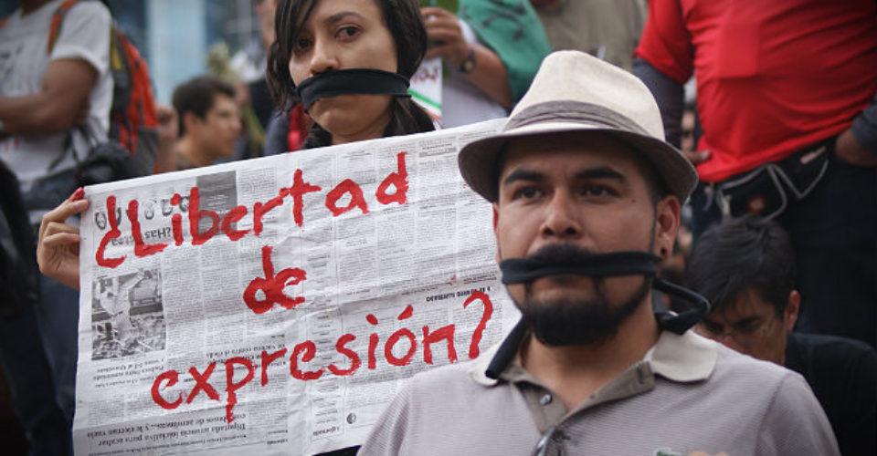 ONU: ataques contra periodistas en México vulneran libertad de expresión