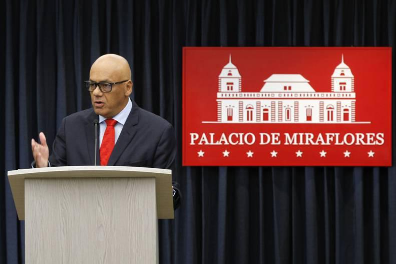 Jorge Rodríguez: «Almagro utiliza los recursos de la OEA  para sus propios intereses»