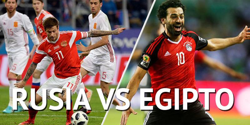 ¿Podrá Rusia detener al faraón Mohamed Salah?