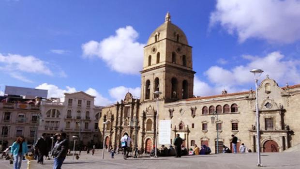 Basílica Menor San Francisco fue declarada Patrimonio Cultural Boliviano