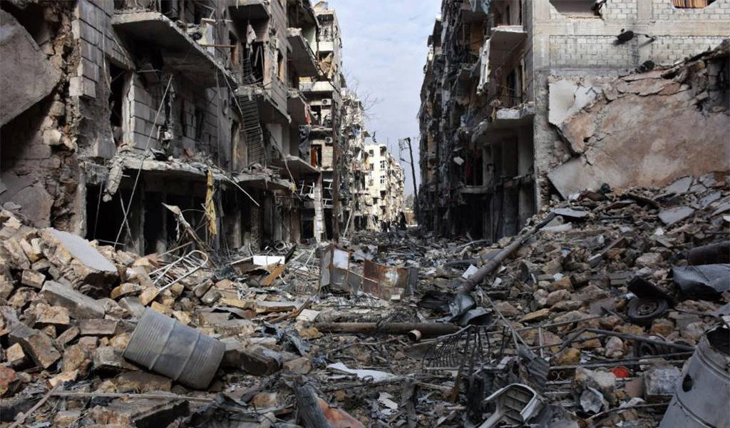 Conflicto en  Siria ha dejado más de 200 mil muertos