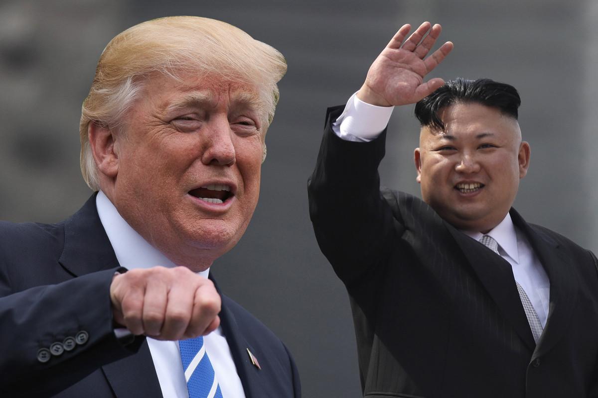 En agenda un segundo encuentro entre  Kim Jong-un y Donald Trump