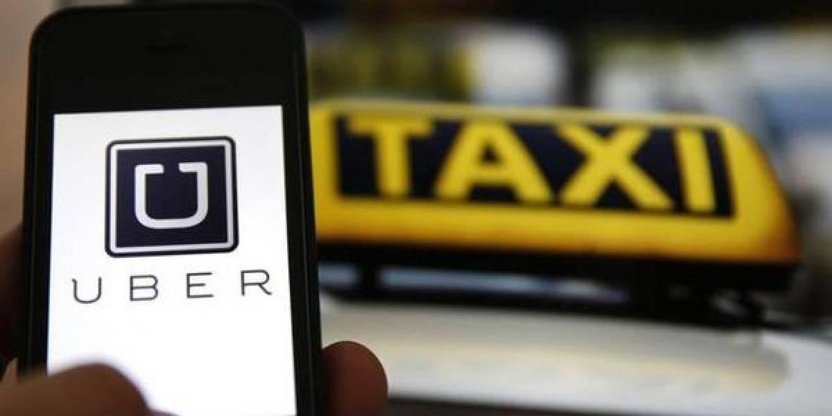 El Estado recaudaría US$ 50 millones si Uber tributara en Chile