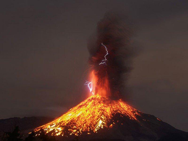 Conozca aquí cómo fue la erupción del volcán de Fuego en Guatemala (+fotos, videos)