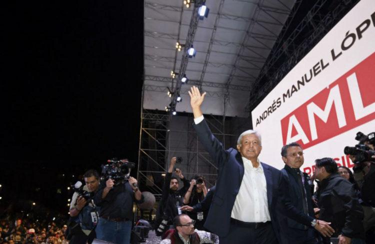 Países del mundo felicitan a López Obrador por su gran victoria en México