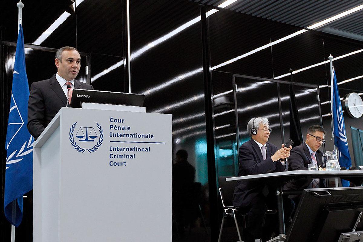 Maikel Moreno: la CPI no debe interferir con los sistemas judiciales de los Estados