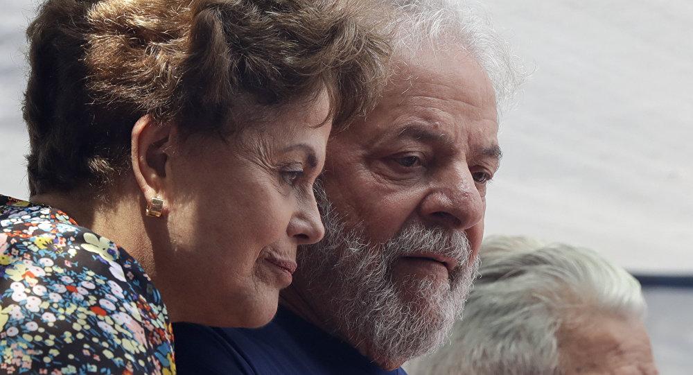 Expresidenta Rousseff critica actuación de jueces brasileños contra Lula