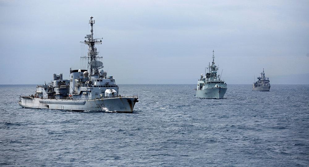 Crece tensión en Europa y Asia por atraco de buques de la OTAN luego de maniobras Sea Breeze