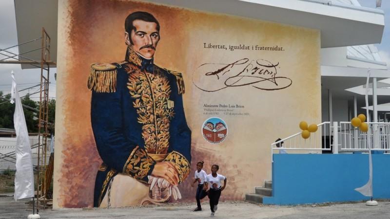 Hace 236 años nace Luis Brión, prócer de la independencia Nuestra Americana