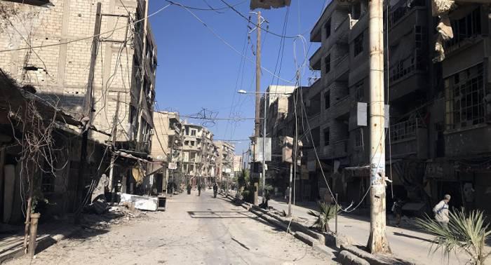 El proceso de reconciliación llega al extremo sur de Siria