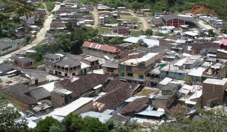 Habitantes del Valle del Cauca encuentran 7 cuerpos con señales de torturas