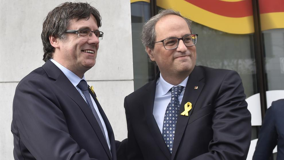 Retorno de Puigdemont en Bélgica pone a temblar intereses de España