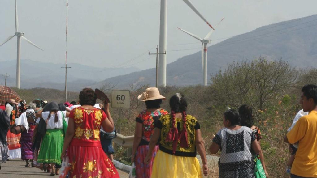 Comunidades indígenas mexicanas exigen consulta nacional sobre energía eólica