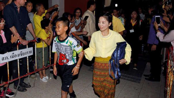 Tailandia invertirá 1,26 millones de dólares para restaurar cueva Tham Luang